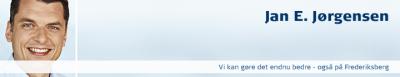 Screenshot fra Jan E-Jørgsensen fra Venstres hjemmeside